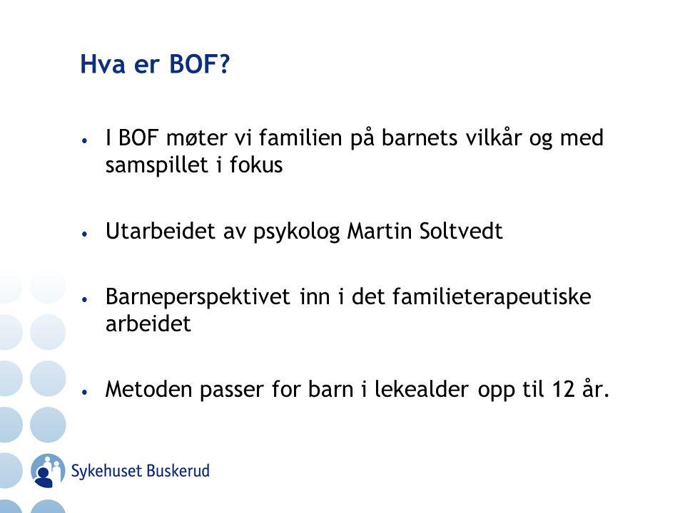 Hva er BOF.