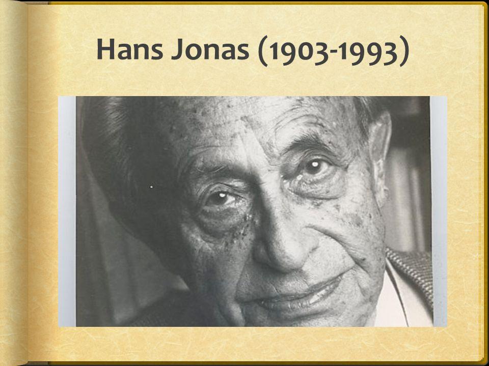 Hans Jonas (1903-1993)