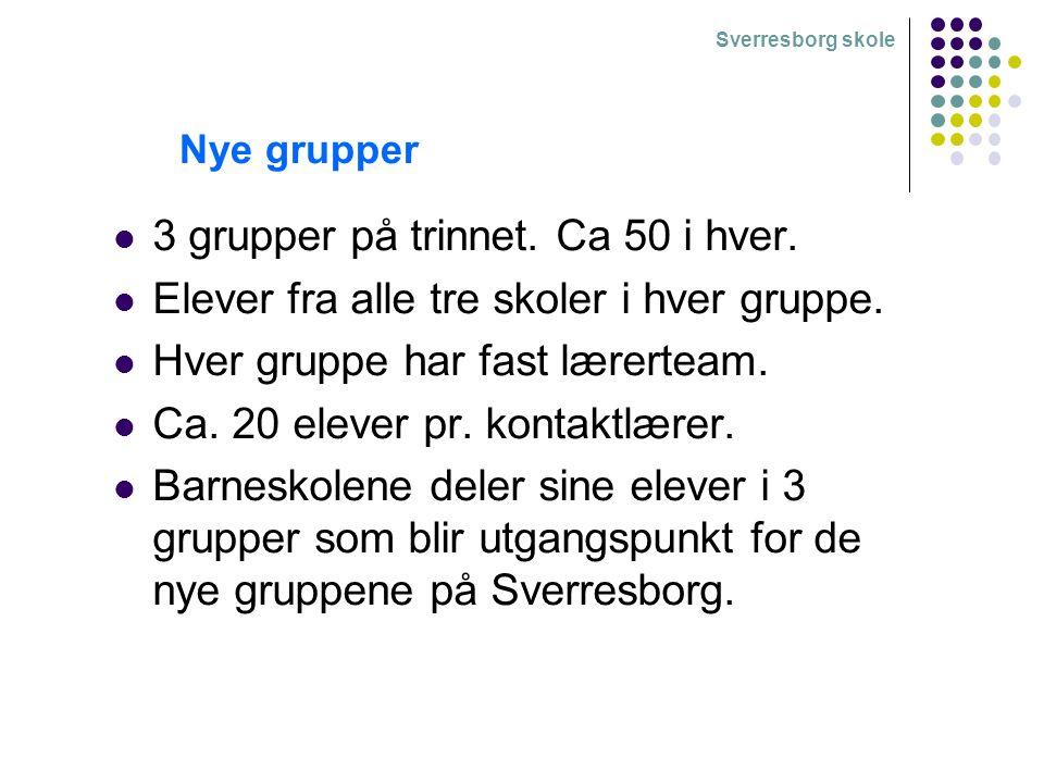 Sverresborg skole -Hvor lenge får din sønn/datter være ute.