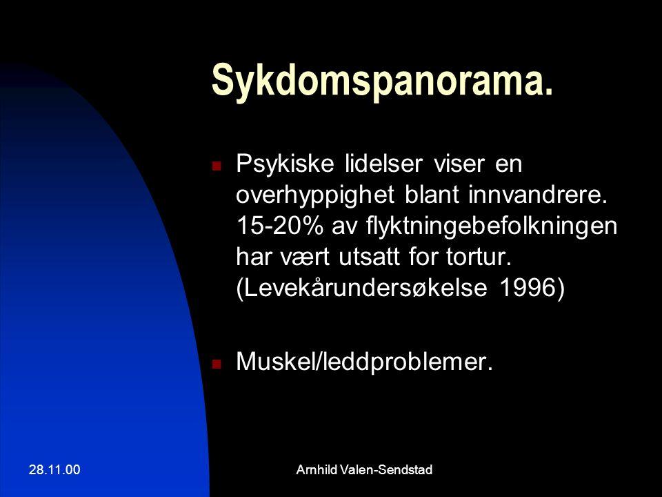 28.11.00Arnhild Valen-Sendstad Sykdomspanorama.