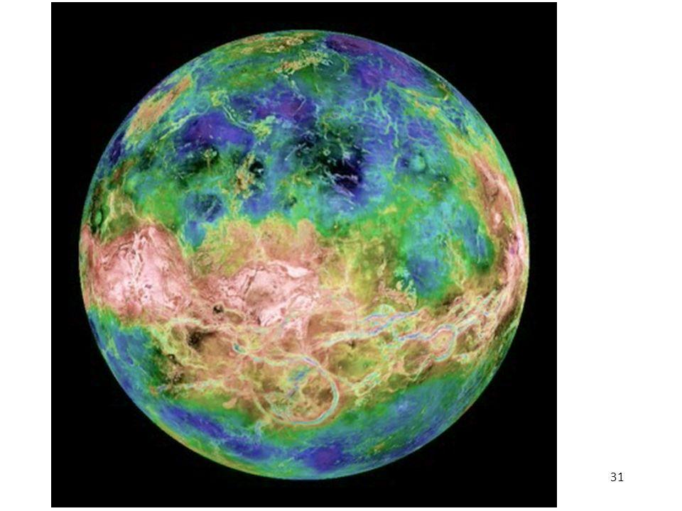 AST1010 - De indre planetene31