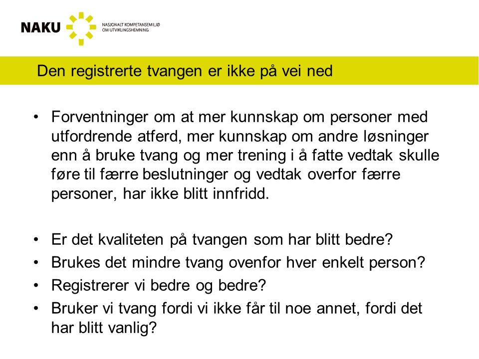 Intet nytt under solen Finner dokumentasjon på at tjenesten mangler kvalifisert personale i Lossius I og II, Røkkeutvalget etc.