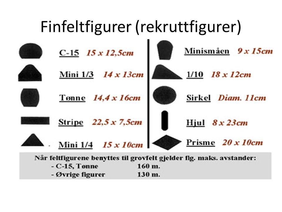 Finfeltfigurer (rekruttfigurer)