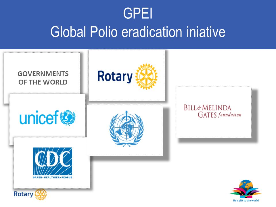 GPEI Global Polio eradication iniative