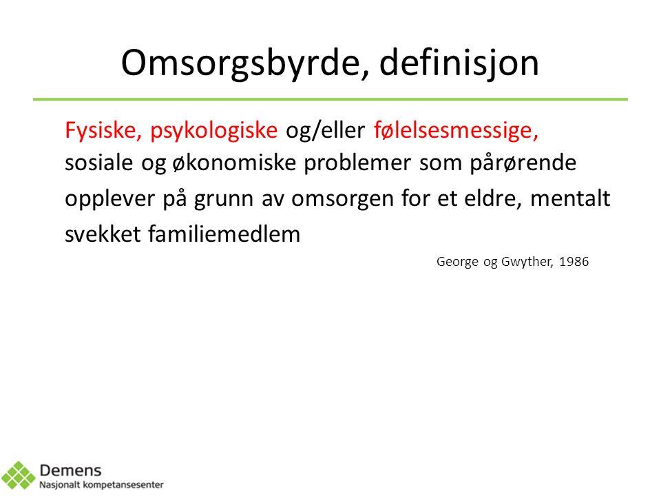 Disposisjon Innledning Tidligere forskning og metaanalyser Somatisk helse og sykdom Konsekvenser og konklusjon