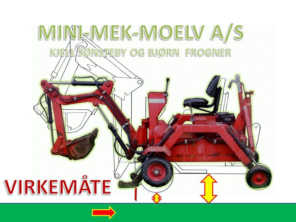 MINIGRAVER - MINI- MEK-MOELV21MINIGRAVER - MINI- MEK-MOELV21MINIGRAVER - MINI- MEK-MOELV21