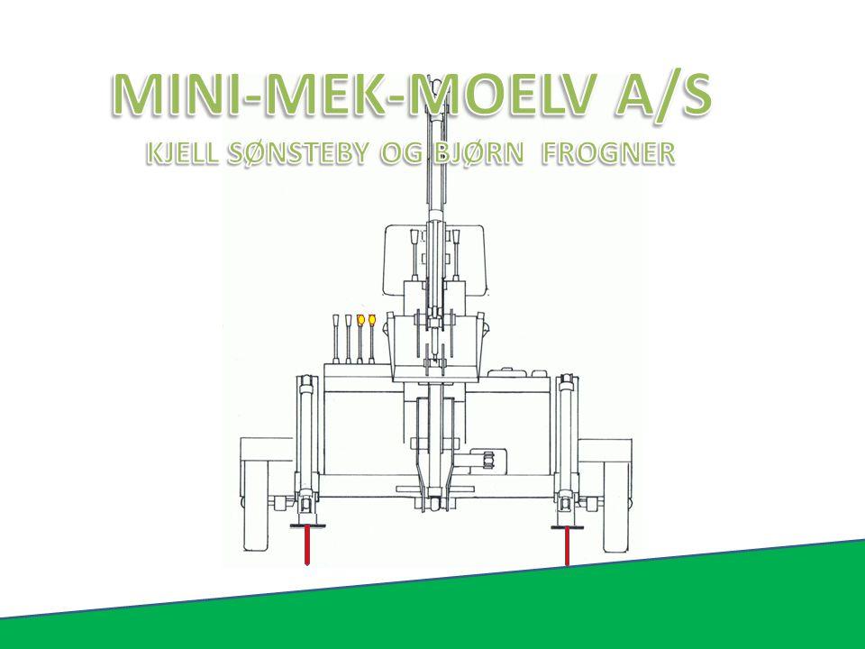 22MINIGRAVER - MINI- MEK-MOELV