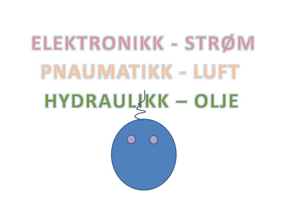 Kraft = trykk (kg pr kvadratcentimeter) * flateinnhold Trykk = kg pr kvadratcentimeter Flateinnhold (kvadratcentimeter) = r * r * π