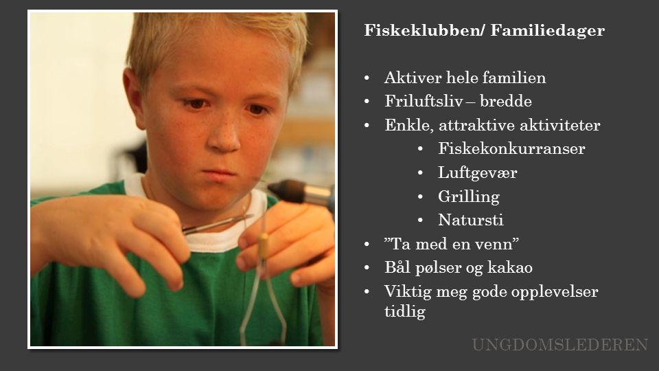 Fiskesommer 100 første får tilslag Ca.Kr.