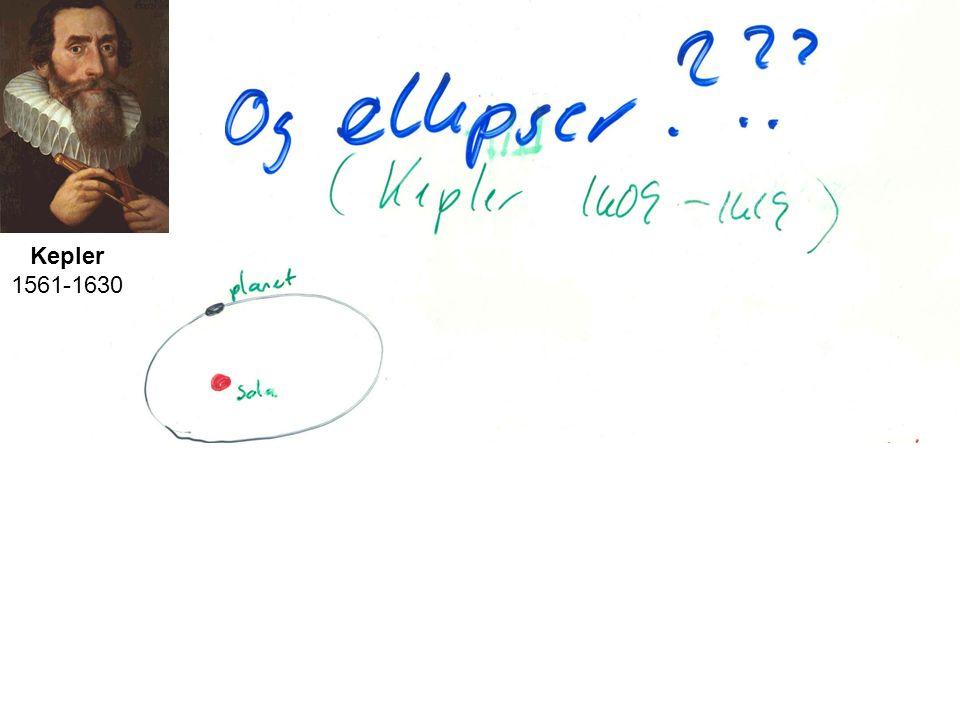 Kepler 1561-1630 Mentalt sett