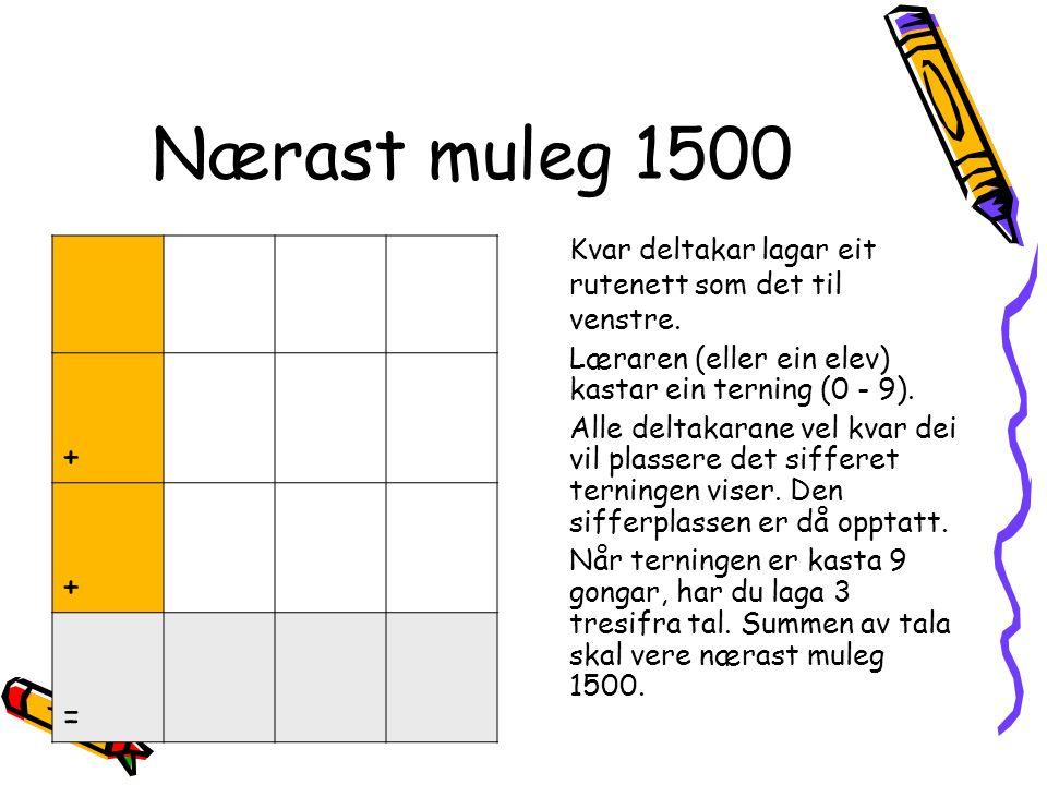 Kalenderen Dagane Månadene År Kvartal Halvår Skotår