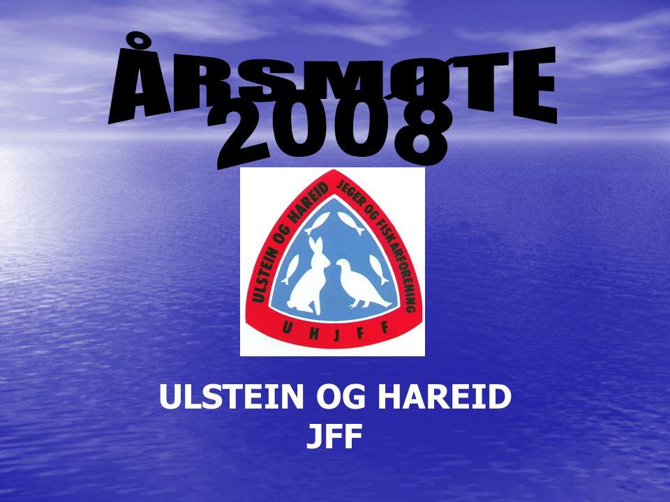 ÅRSMELDING FOR 2007 Styret: Formann: Andre Tødenes Nestformann: Atle Storvik Sekretær: Erik Haakonsholm jr.