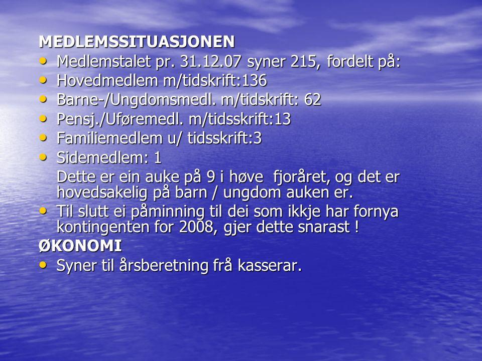 Årets klubbmeister unghund vart: 1.IS Storm og e/f Trond Roppen 2.