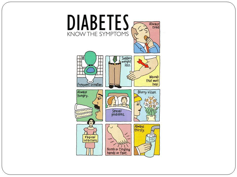 Type 2-diabetes Cellen i kroppen reagerer ikkje slik dei skal på insulin.