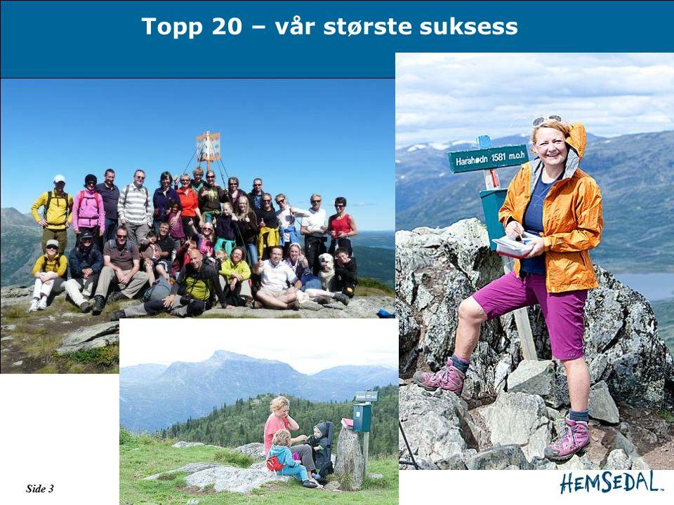 Topp 20 – vår største suksess Side 3