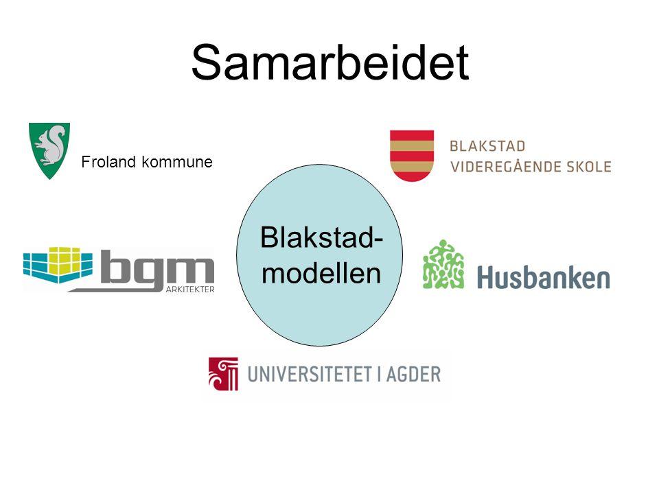 Samarbeidet Froland kommune Blakstad- modellen