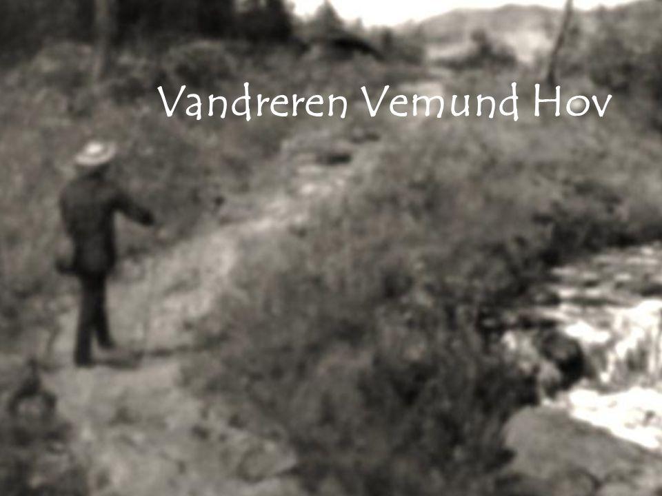 Vandreren Vemund Hov