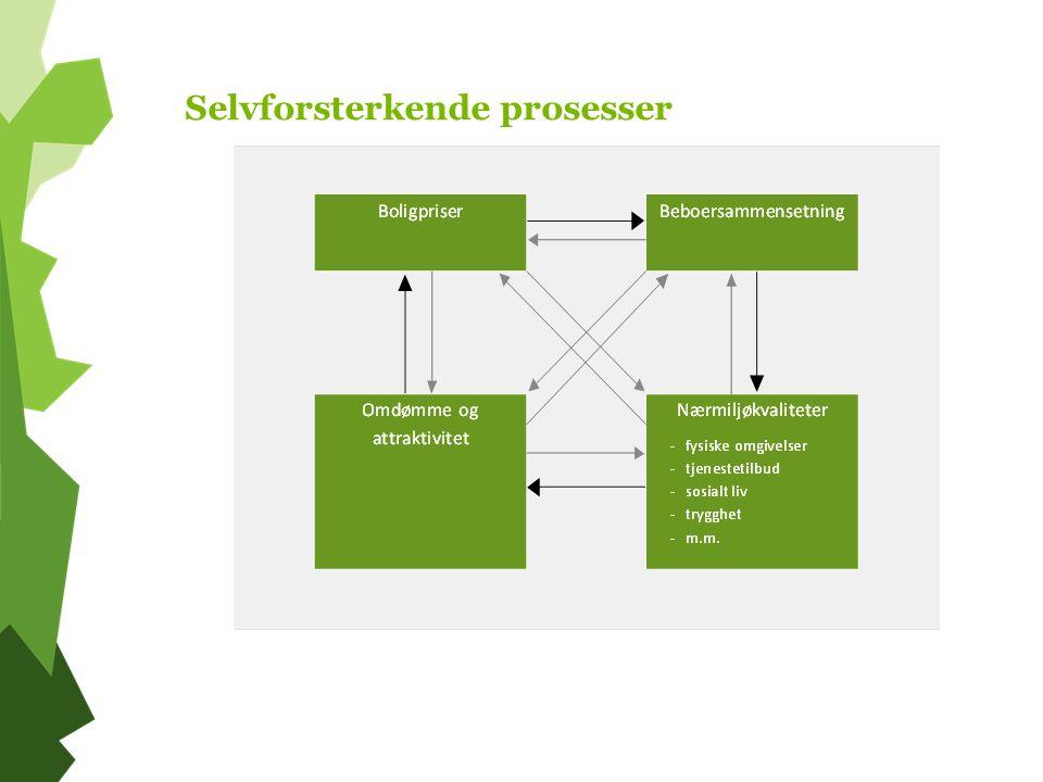 Selvforsterkende prosesser