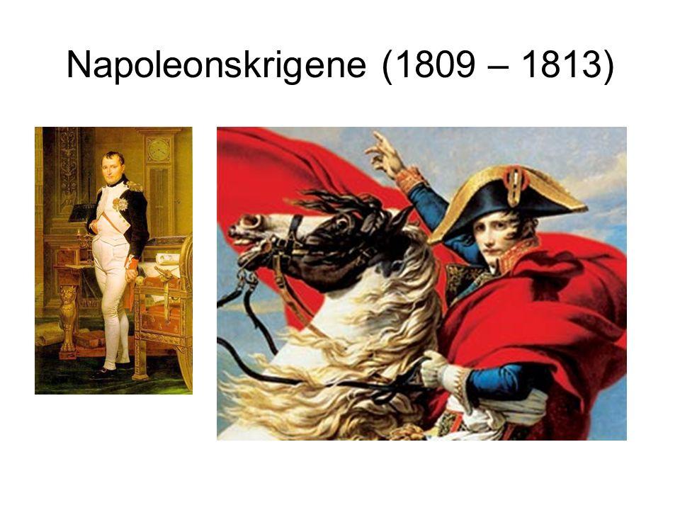 Napoleonskrigene (1809 – 1813)