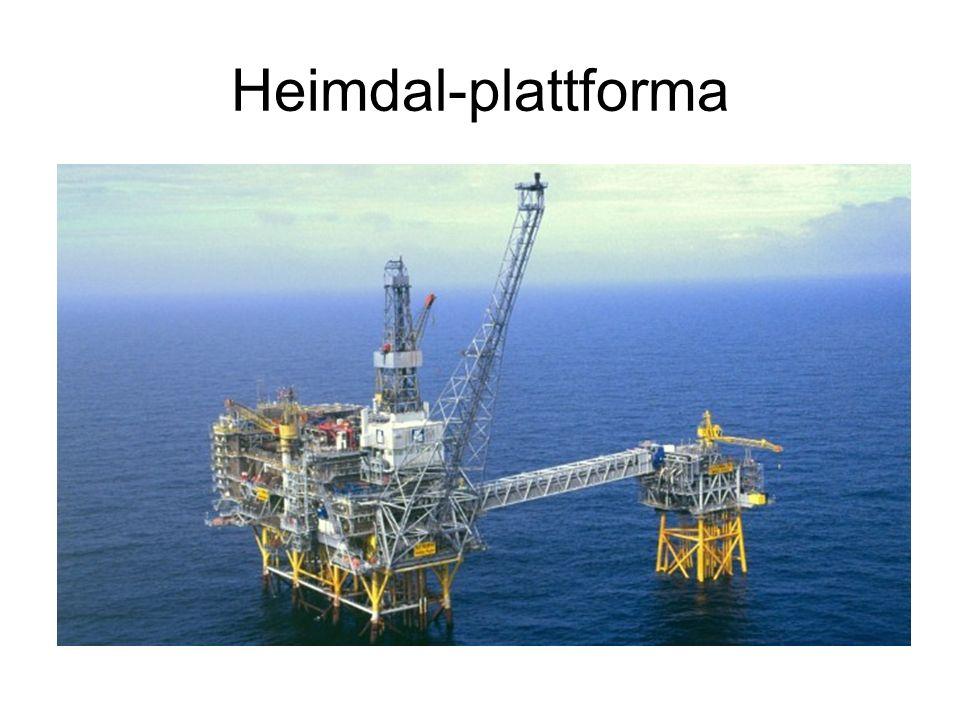Oljefelt i Nordsjøen Staten har styring på utbygging - Oljefondet