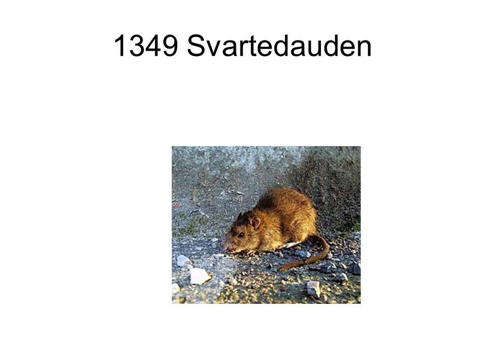 1349 Svartedauden