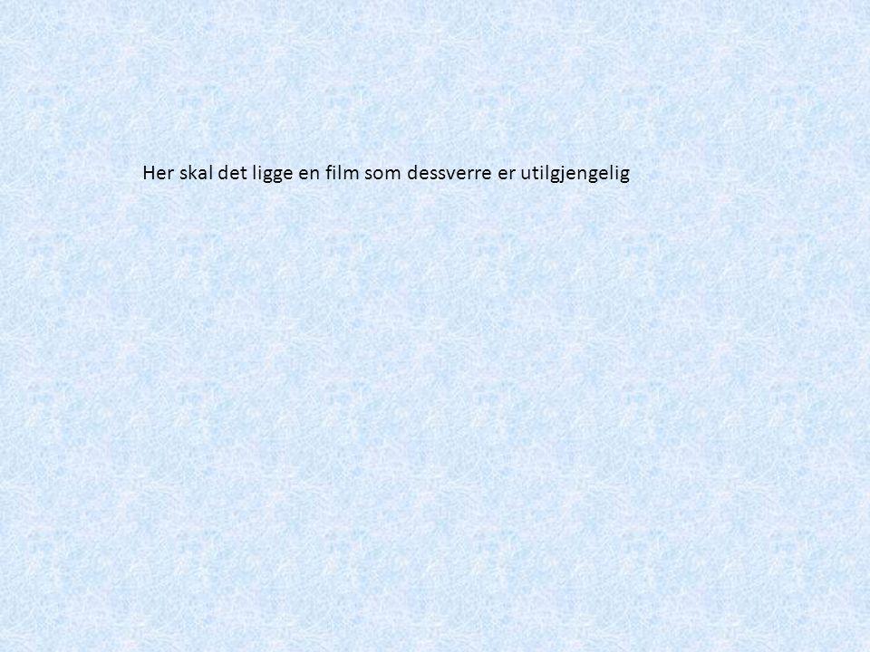 Her skal det ligge en film som dessverre er utilgjengelig