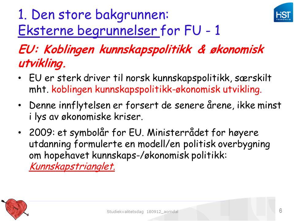 Studiekvalitetsdag 180912_aomdal 6 1.