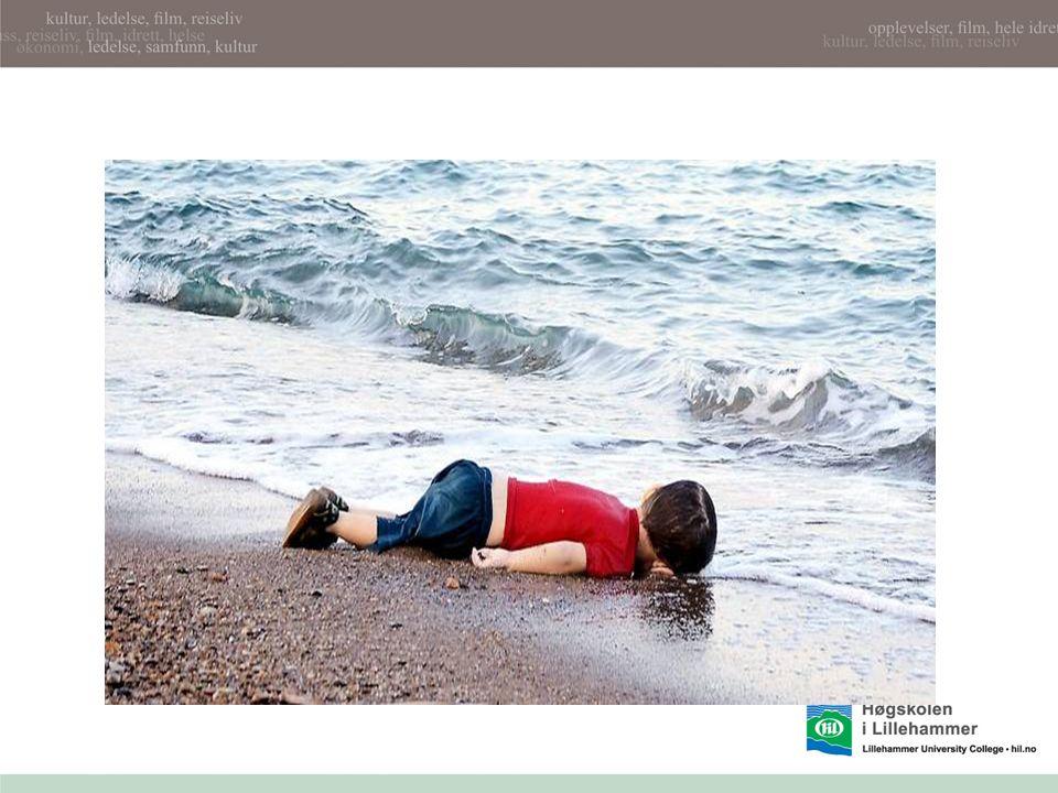 Norge og Europa står overfor Et flyktningeproblem.
