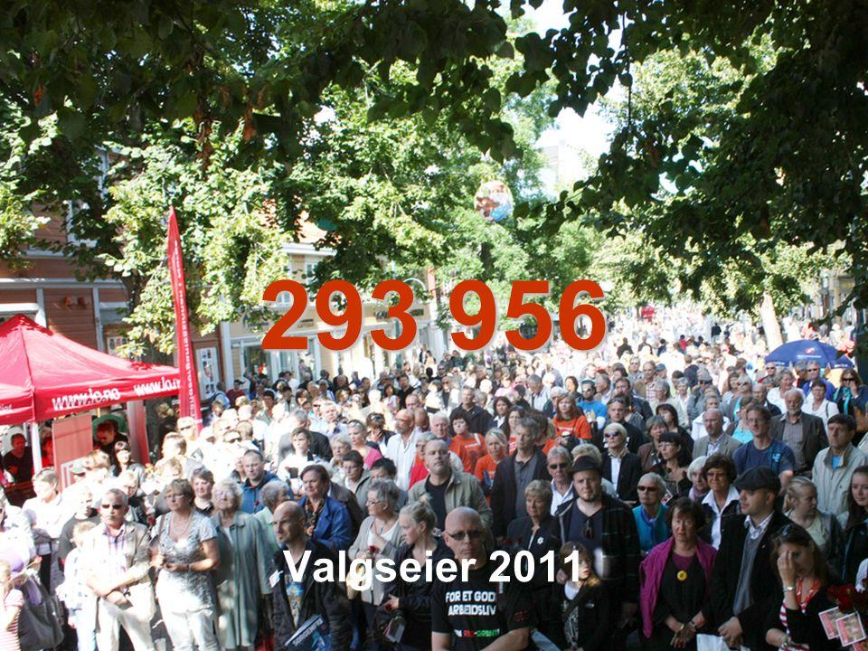Juni 2011 Kilde: Synovate (MMI) 4 mnd snitt.