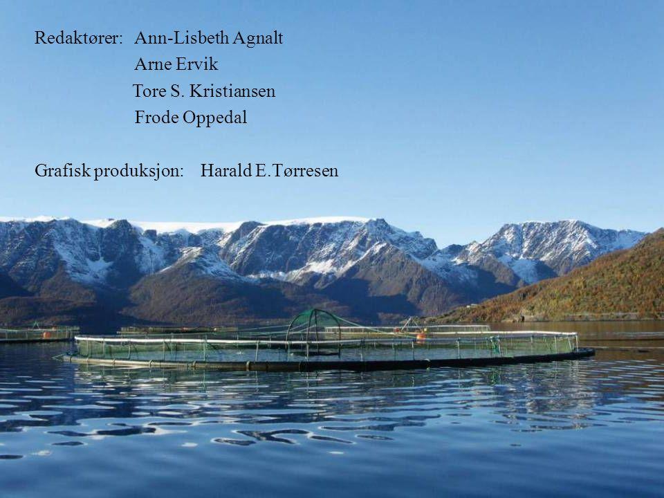 Redaktører: Ann-Lisbeth Agnalt Arne Ervik Tore S.