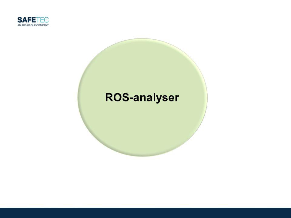 ROS-analyser