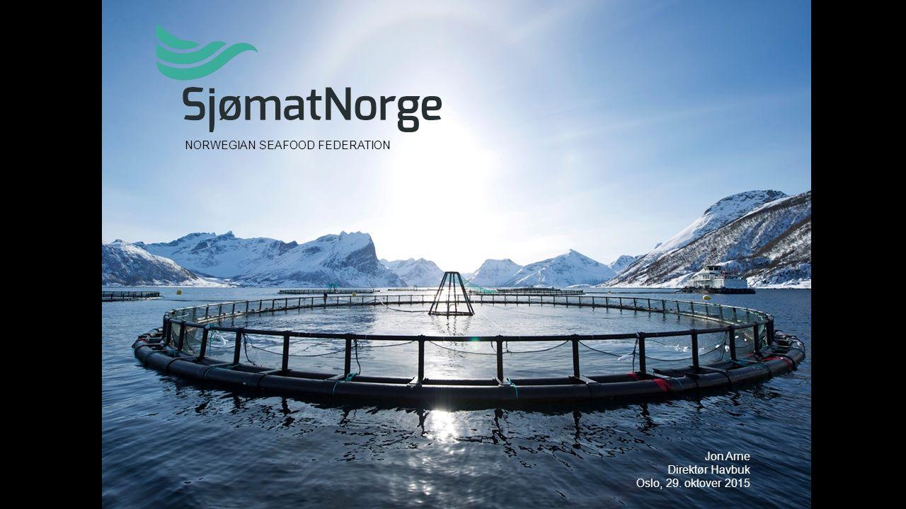 NORWEGIAN SEAFOOD FEDERATION Jon Arne Direktør Havbuk Oslo, 29. oktover 2015