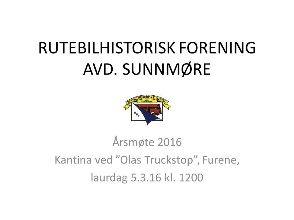 Årsmelding 2015 Arrangement og turar Førjulssøndag Sunnmøre museum, 6. des.