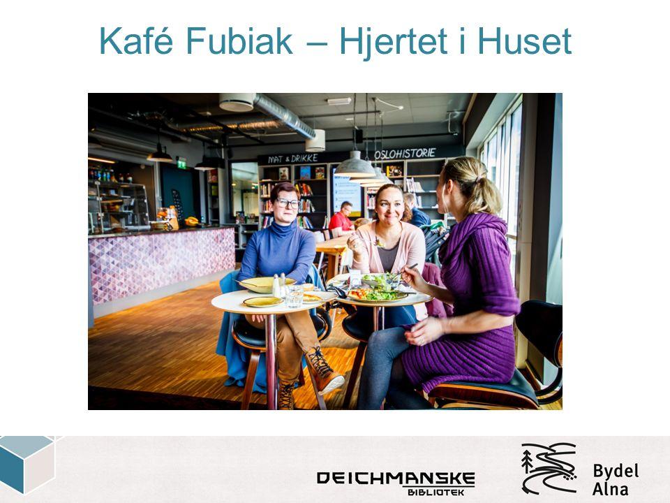 Kafé Fubiak – Hjertet i Huset