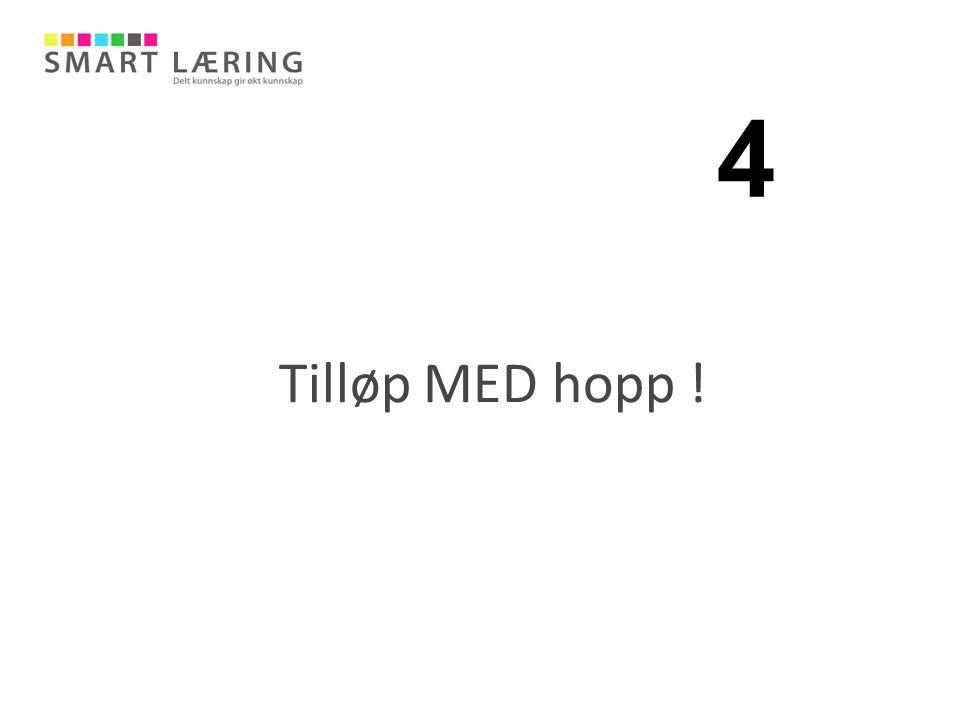 Tilløp MED hopp ! 4