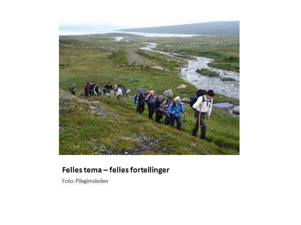 Se utover: internasjonalisering Foto: The North Sea Trail