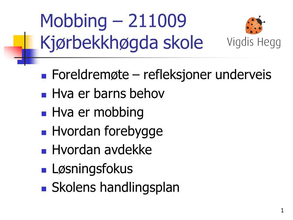 På Kjørbekkhøgda skole Dersom saken ikke får sin løsning som ønsket; følges prosedyre: Kontaktlærer(ne) involverer rektor/inspektør i saken.