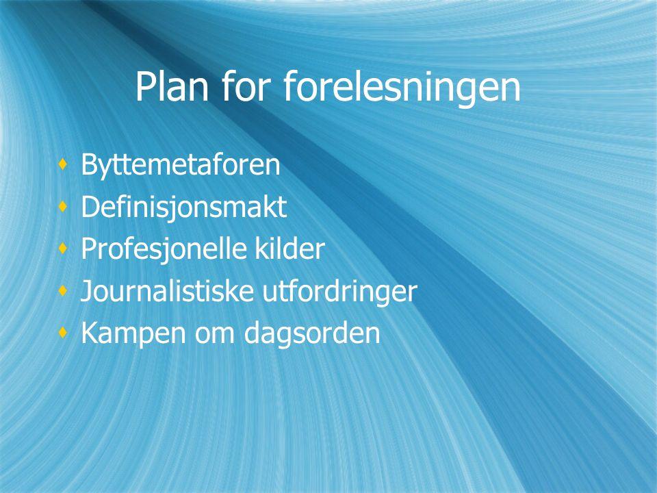 Neste gang  Mandag 7.mai: Ekskursjon til NRK, møtes ved TV-resepsjonen kl.
