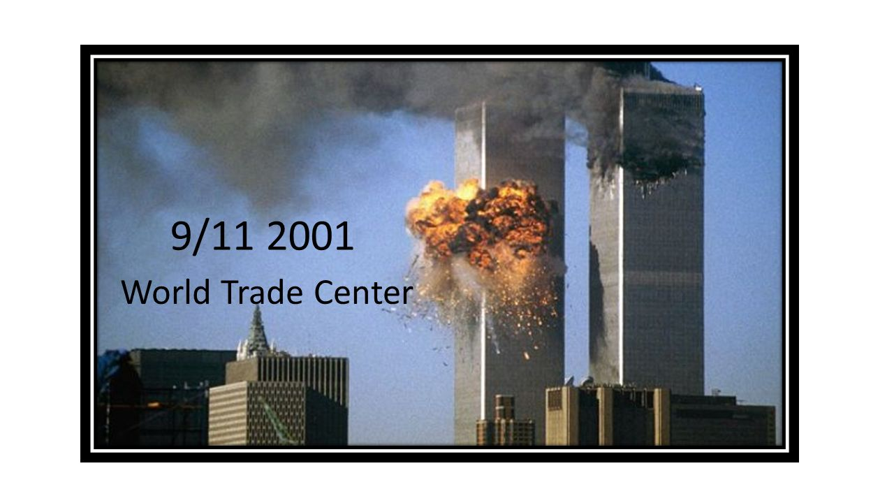 9/11 2001 World Trade Center