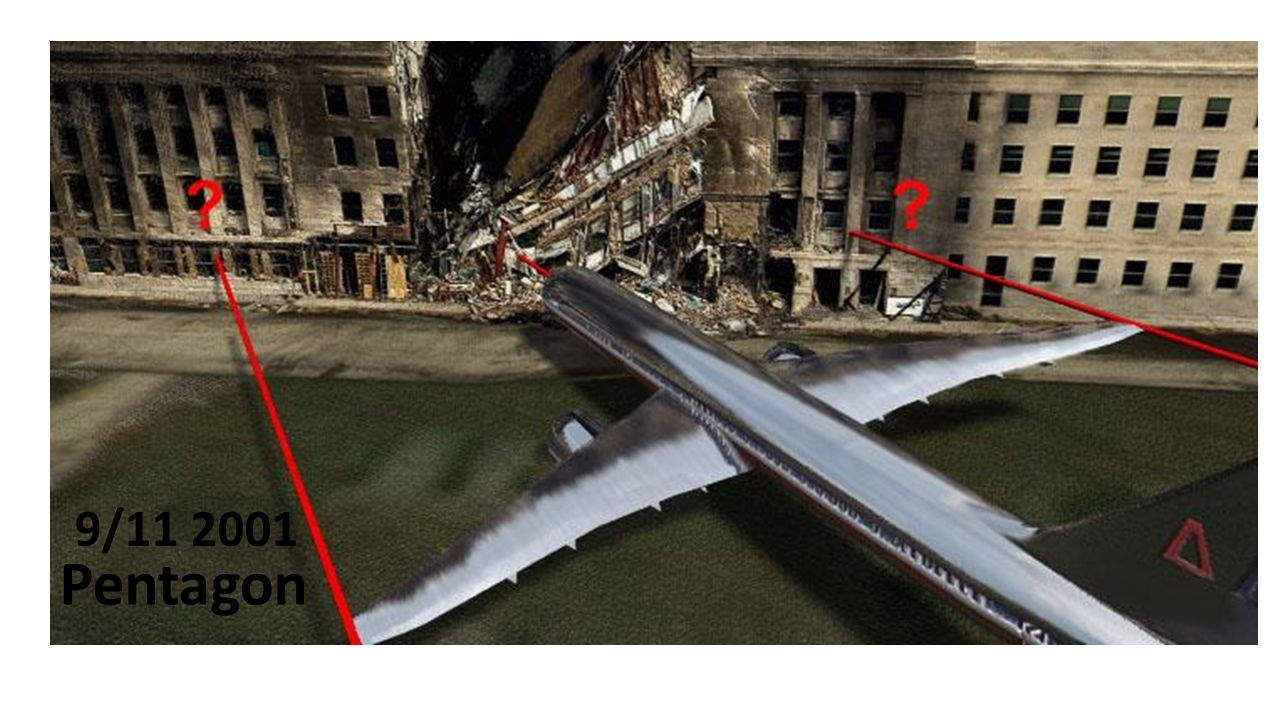 Pentagon 9/11 2001