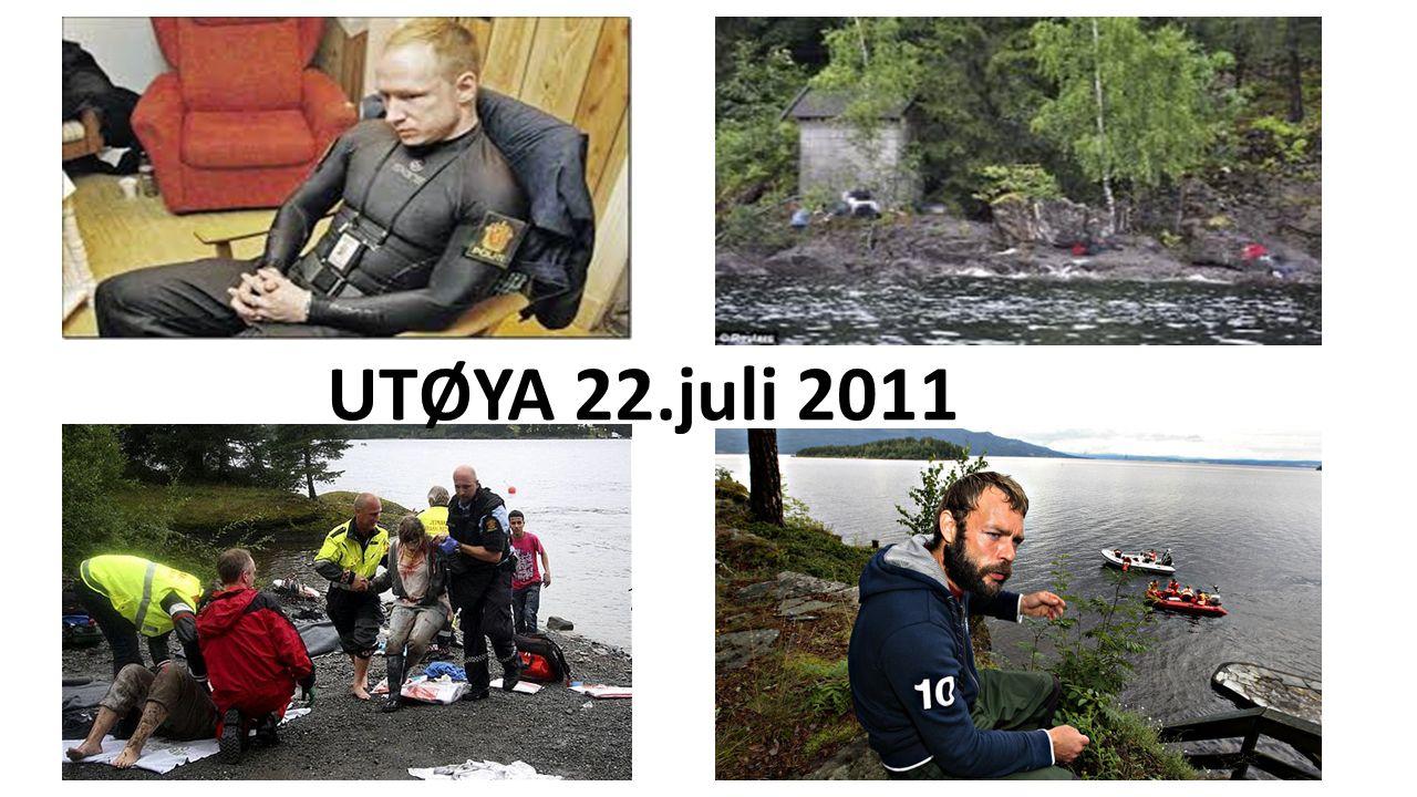 UTØYA 22.juli 2011