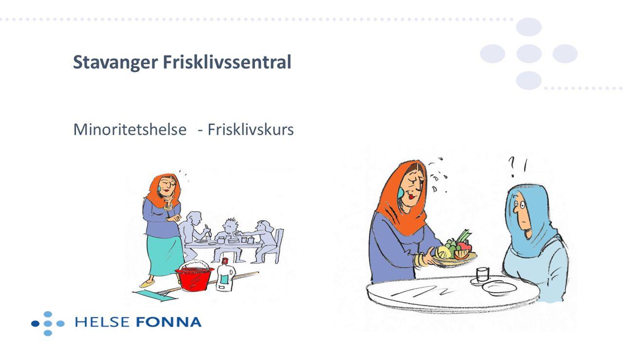 Nyttige eksempler NK LMH; Gode råd for pasientopplæring og minoriteter: http://mestring.no/wp-content/uploads/2013/01/Minoritetsbakgrunn_og_pasientopplæring_mars_2008.pdf NK LMH; Gode råd for pasientopplæring og minoriteter: http://mestring.no/wp-content/uploads/2013/01/Minoritetsbakgrunn_og_pasientopplæring_mars_2008.pdf Oslo universitetssykehus: http://www.oslo-universitetssykehus.no/omoss_/avdelinger_/lerings--og-mestringssenteret- barn_/Sider/minoritetsspraklige.aspx Oslo universitetssykehus: http://www.oslo-universitetssykehus.no/omoss_/avdelinger_/lerings--og-mestringssenteret- barn_/Sider/minoritetsspraklige.aspx Vestre Viken: http://www.vestreviken.no/pasient_/laeringogmestring_/Sider/migrasjonshelse.aspx Vestre Viken: http://www.vestreviken.no/pasient_/laeringogmestring_/Sider/migrasjonshelse.aspx