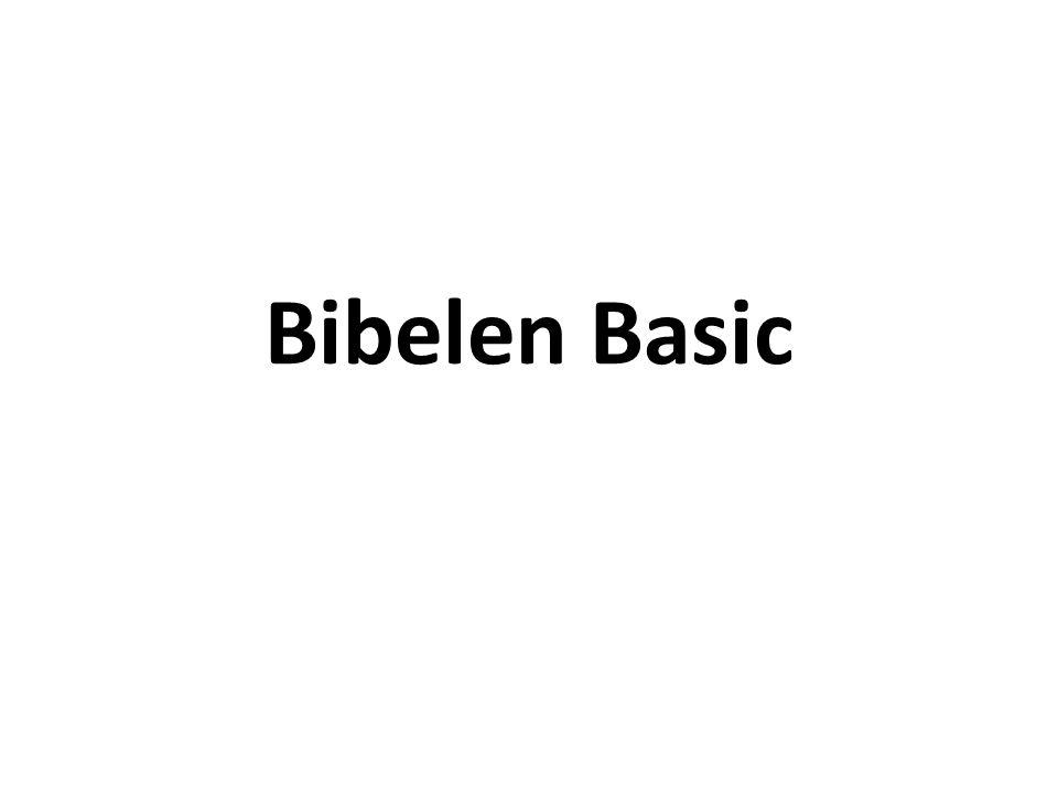 Det gamle testamentet (GT) 1.Historiebøkene 2. De poetiske bøkene 3.