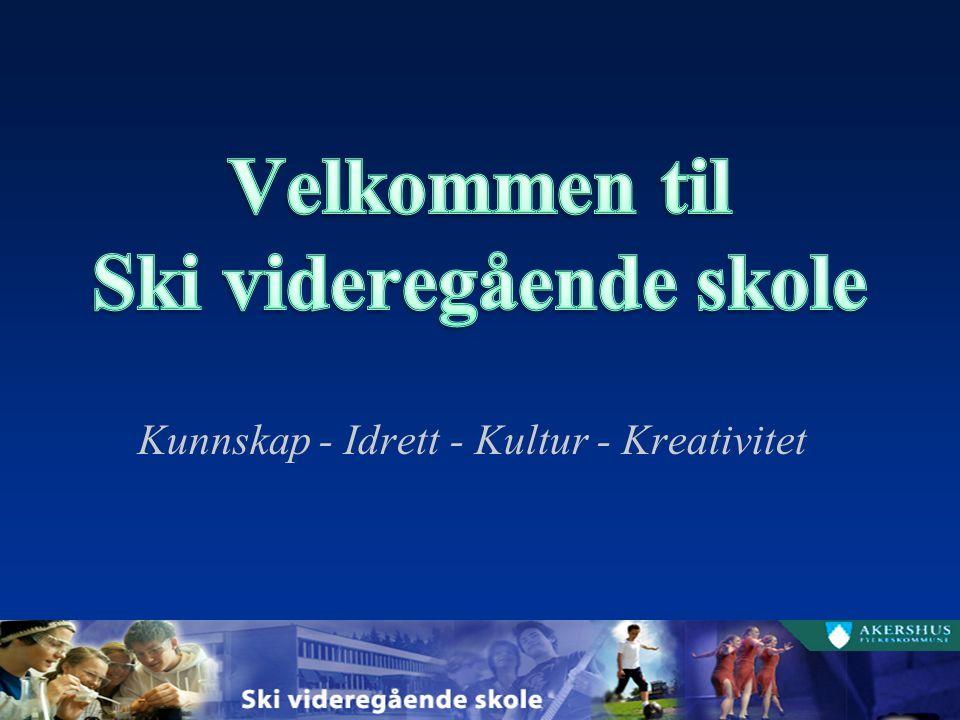 Kunnskap - Idrett - Kultur - Kreativitet