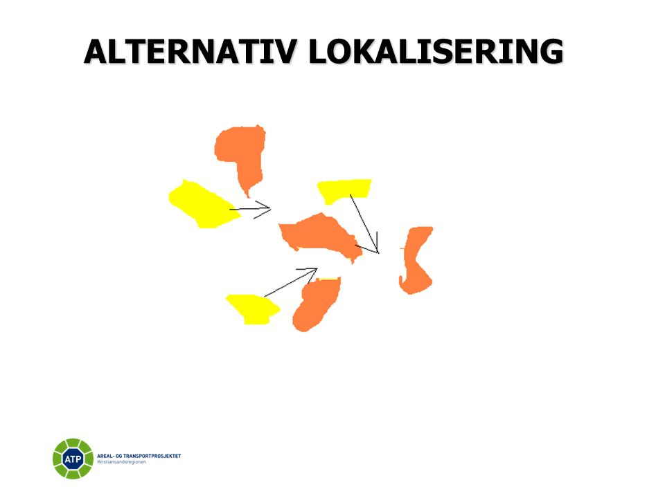 ALTERNATIV LOKALISERING