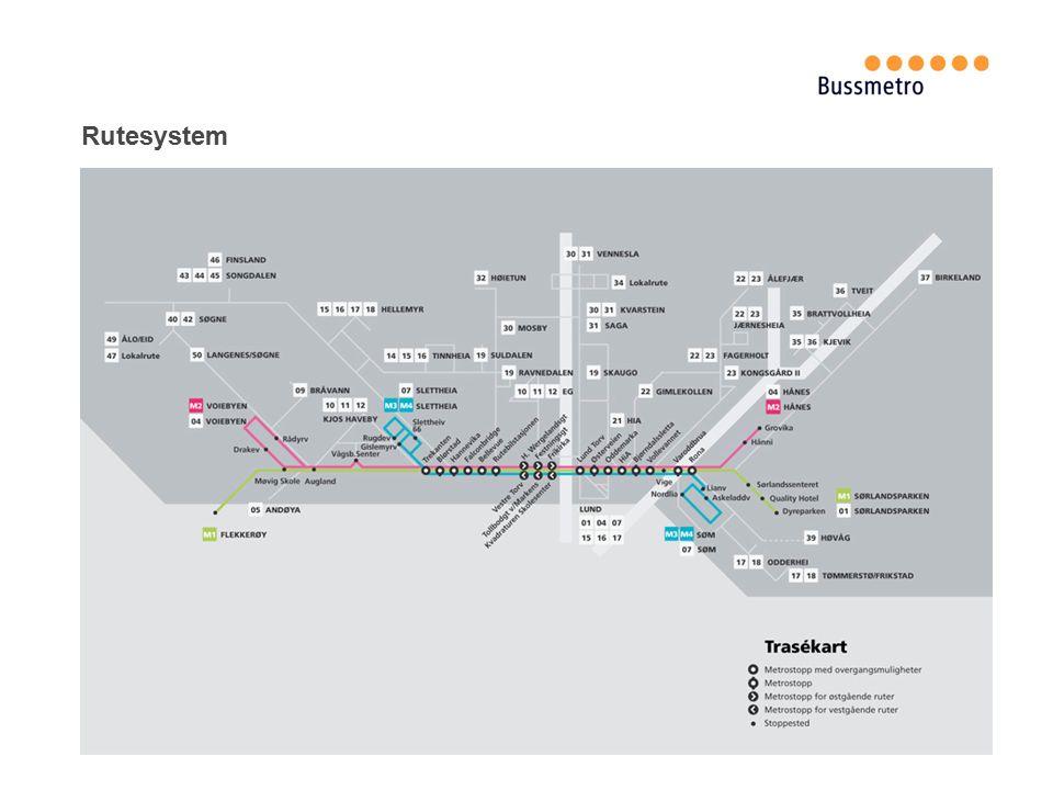 Rutesystem