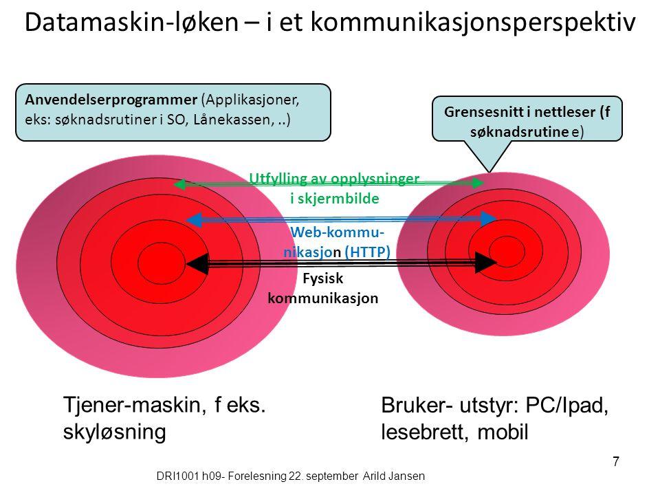 Eksempler på naturlig språk, pseudokode og kilde kode Forskrift om tildeling av utdanningsstøtte for 2014-15,.
