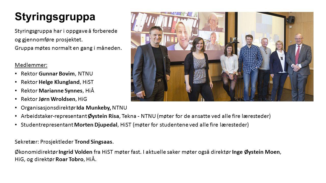 Studenter samles i fusjonscamp Studenttinget ved NTNU og studentparlamentene ved høgskolene i Sør-Trøndelag, Gjøvik og Ålesund arrangerer 3-9.august en fusjonscamp for studenter fra de fire institusjonene.