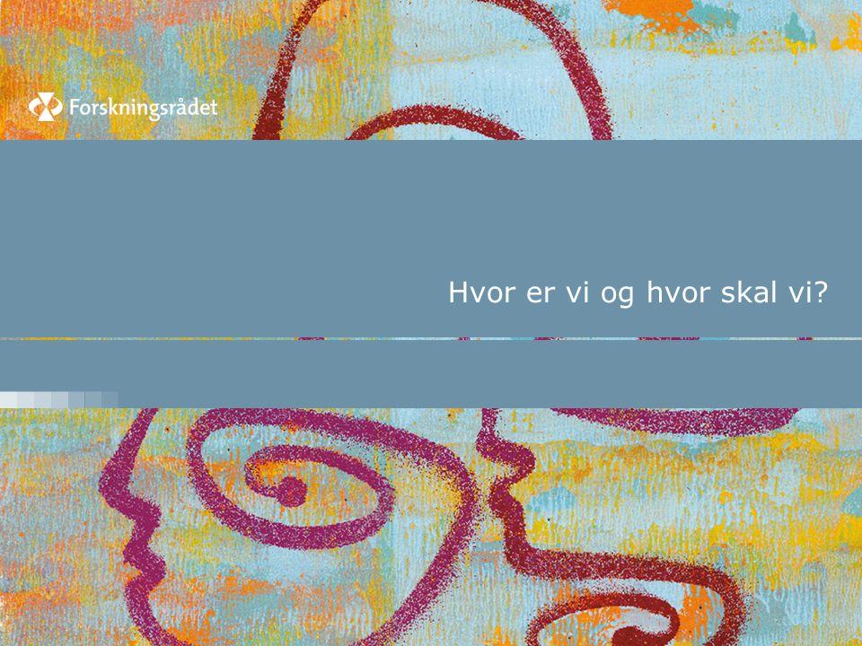 Den innovasjons- og organisasjons- faglige forskningsprofilen i VRI Tema 4: Den nordiske samarbeidsmodellen Den nordiske samarbeidsmodellen har fått økt oppmerksomhet både praktisk og innovasjonsteoretisk.
