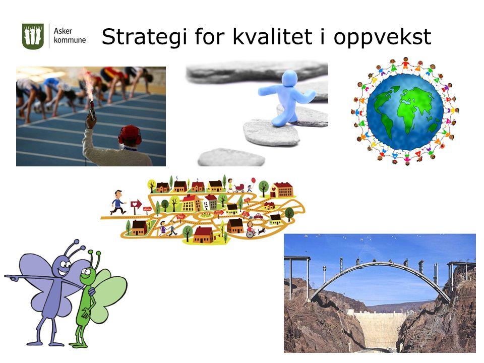 Strategi for kvalitet i oppvekst